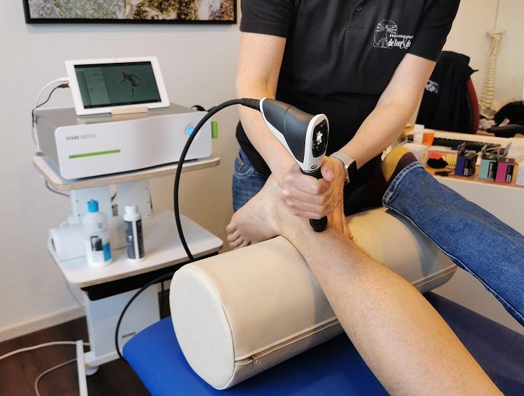 shockwave fysiotherapie