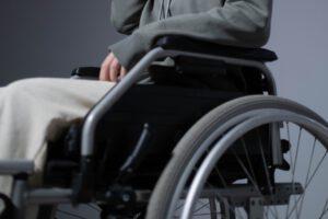 ms neurologisch rolstoel